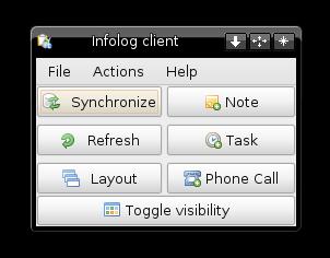 Infolog GUI